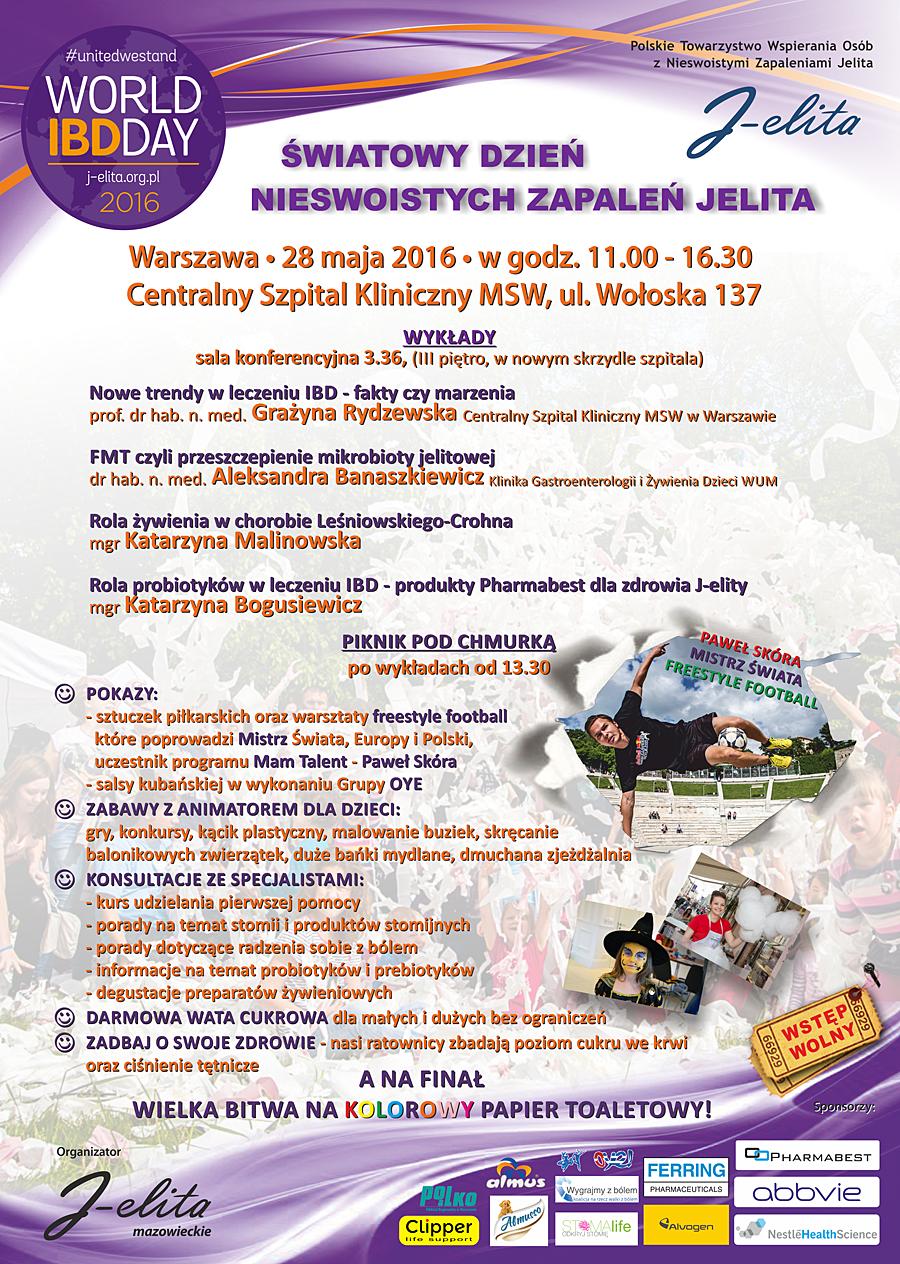ibd-day2016 - Warszawa