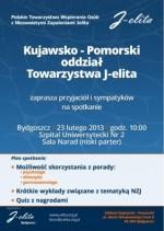 Spotkanie o tematyce NZJ w Bydgoszczy