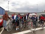 Relacja z rowerowego rejsu do Szwecji z Oddziałem Pomorskim