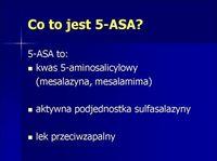 Co to jest 5-ASA?