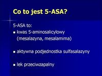 Co tojest 5-ASA?