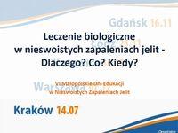 Leczenie biologiczne - Dlaczego? Co? Kiedy?