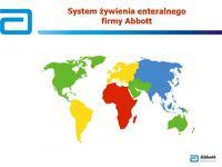 System żywienia enteralnego firmy Abbott