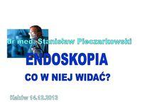 Endoskopia - co wniej widać?