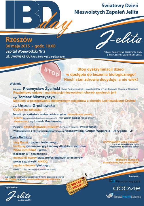 ibd-day2015 - Rzeszów