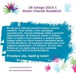 Międzynarodowy Dzień Chorób Rzadkich