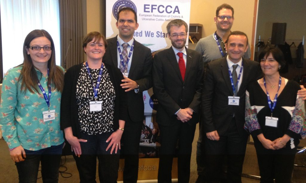 Nowe władze EFCCA. Kojinkov trzeci zlewej