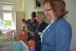 """Przedstawiciele """"J-elity"""" z wizytą w Świętokrzyskim Centrum Pediatrii"""