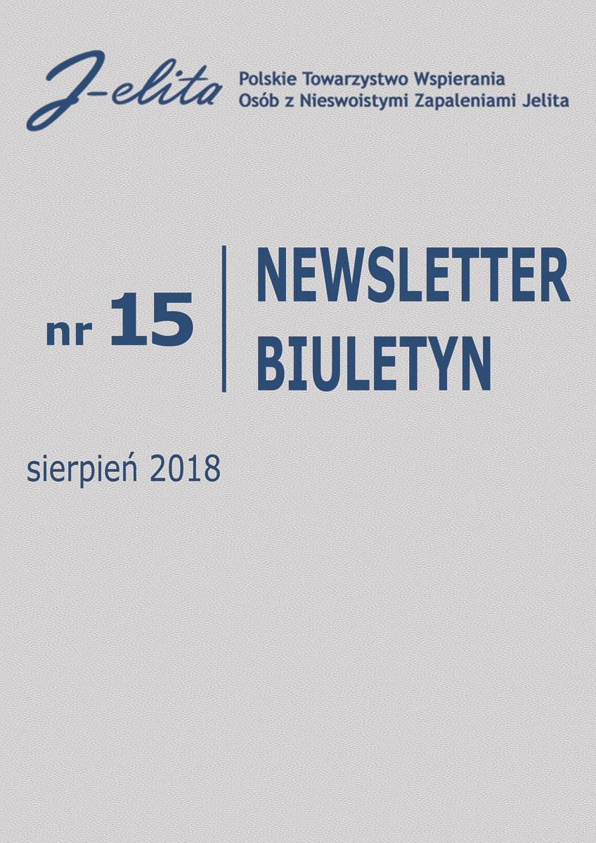 Newsletter nr15