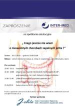 Spotkanie edukacyjne 28.11.2018 Częstochowa