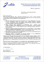 Postulaty J-elity doMinistra Zdrowia: Opieka koordynowana ileki biopodobne