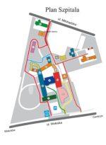 Programy lekowe dla pacjentów zNZJ wSzpitalu MSWiA wWarszawie. Mapka