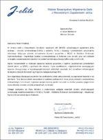 J-elita apeluje doministra zdrowia wsprawie poradni ioddziału gastroenterologii Szpitala Uniwersyteckiego wKrakowie