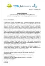 Apel doMinistra Zdrowia ozniesienie ograniczeń administracyjnych wprogramach lekowych dla pacjentów zNZJ